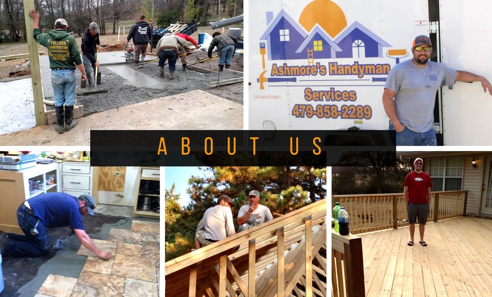 ABOUT ASHMORE CONSTRUCTION