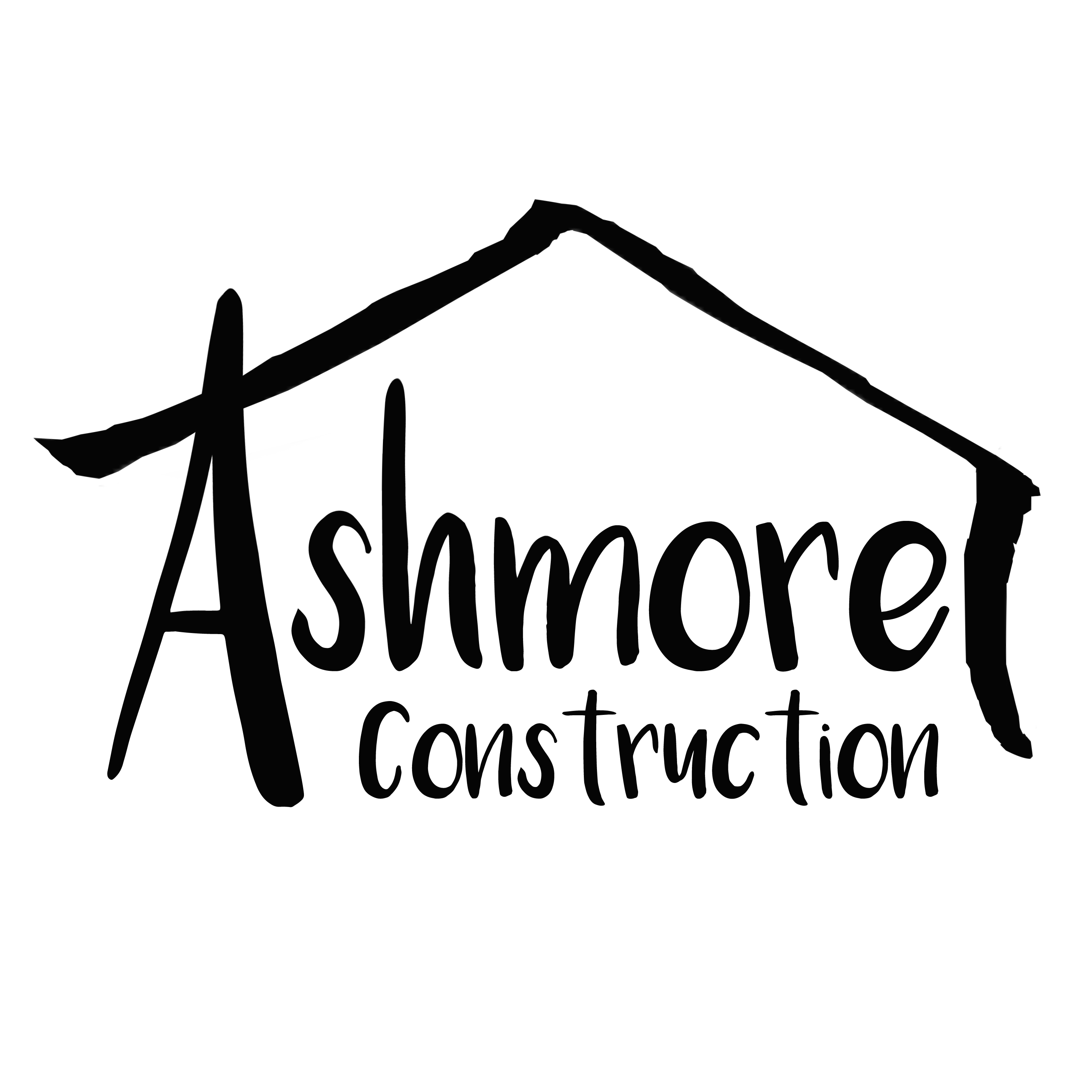 Ashmore Construction Logo